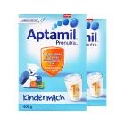 德国Aptamil爱他美婴幼儿配方奶粉1+段(12-24个月宝宝 600g)【2盒起发】