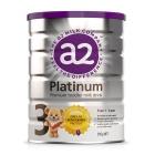 新西兰A2 Platinum酪蛋白婴儿奶粉3段(1-3周岁宝宝)900g【2罐起发】