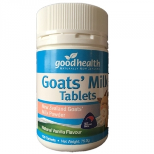 好健康/Good Health 山羊奶片(压片糖果)Goats' Milk Tablets 100粒/瓶